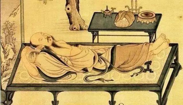 古人的睡眠之法及睡觉姿势